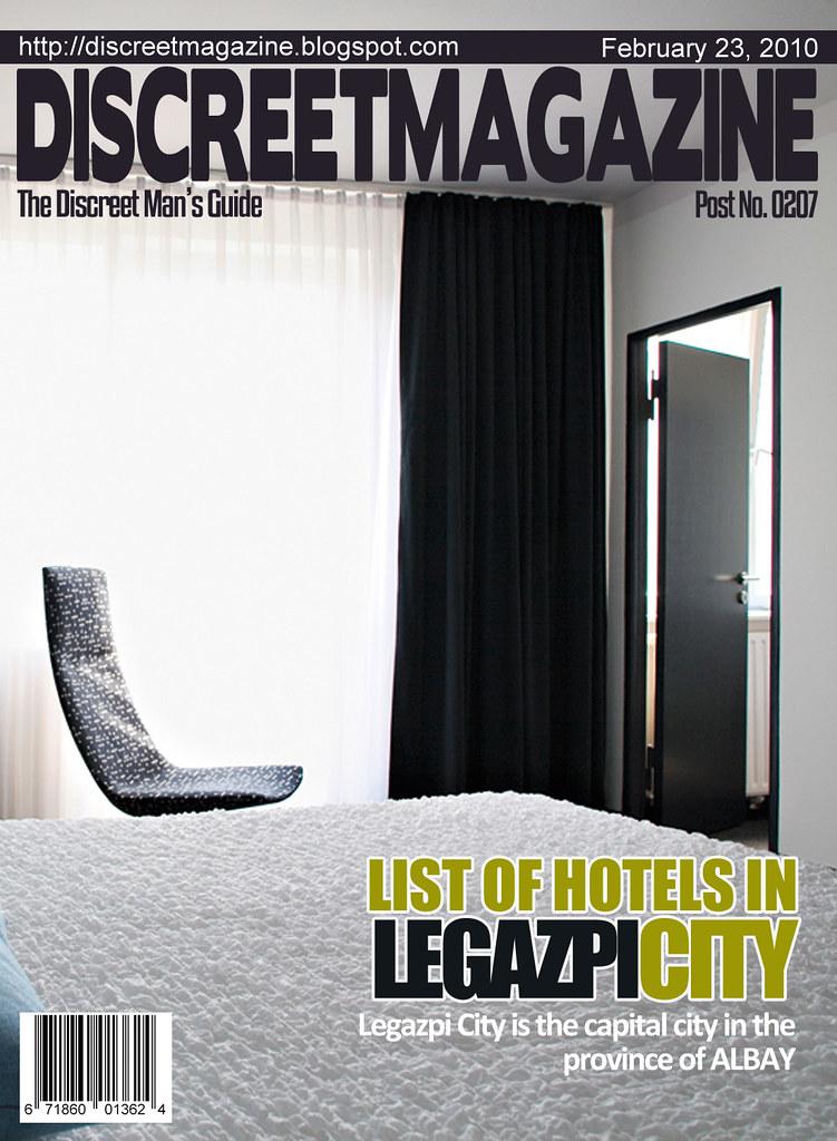 Discreet Magazine February 23 2010