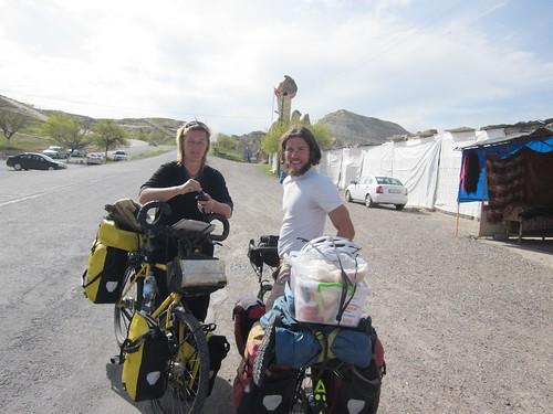 Cycle touring rocks!