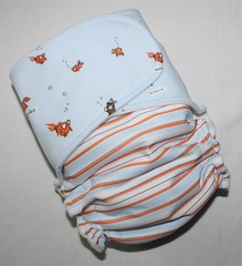 Swimming Fish Skinny Britches AI2