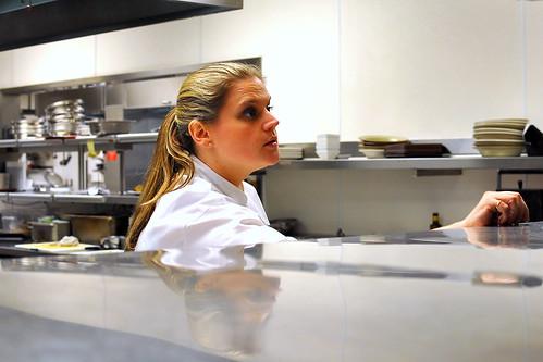 Chef Nona Sivley