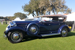 1932 Packard Model 903 Deluxe Eight at Amelia Island 2011 (gswetsky) Tags: classic island antique amelia concours packard 903 delegance