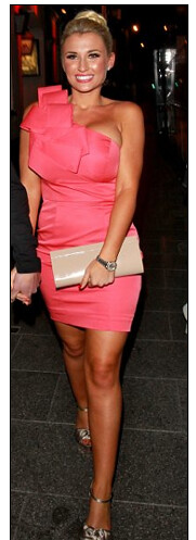Billie Faiers in Forever Unique at the TOWIE wrap party - 04.05.11