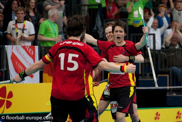 U19 WFC 2011 - Kanada - Deutschland - 05.05.2011