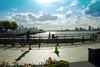 (Rachel Citron) Tags: nyc newyorkcity spring waterfront mug runners gothamist westsidehighway curbed chelseapiers nikond40x thelocaleastvillage manhattanusersguide runningthewestside