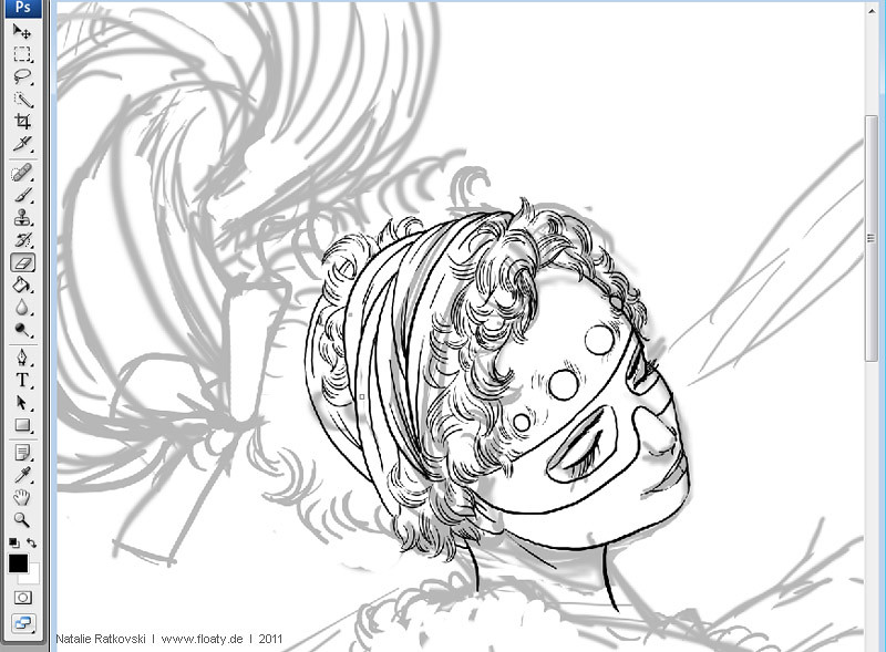 New Illustration, process