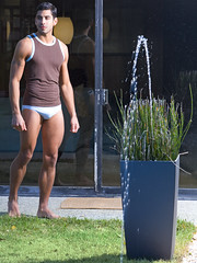 TheBoys_0153 (speedophotos) Tags: sexy model hunk swimmer speedo brief tyr speedos lycra aussiebum n2n