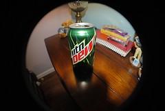 (busterp0sey.tumblr.com) Tags: yum drink sugar fisheye dew mtn soda