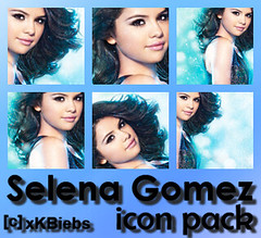 Icon Pack (xKBiebs) Tags: blue 6 rain marie icons year icon pack six without selena gomez photoshoots a