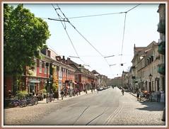 Friedrich-Ebert-Strasse am Nauener Tor - Potsdam (°° OJOS DE AGUA °°) Tags: germany deutschland alemania zentrum potsdam brandenburg alemanha ドイツ 德国 holländischesviertel