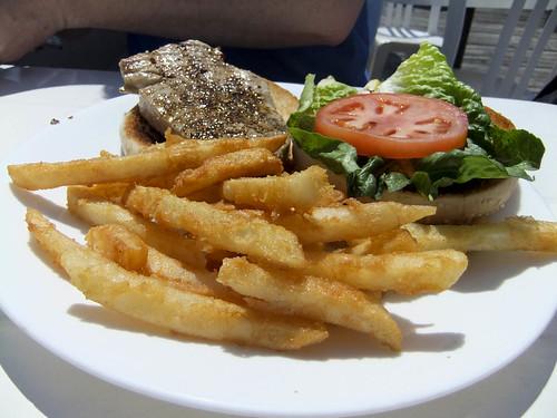 Tuna Sandwich, Lenny's