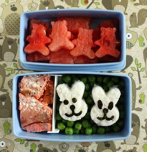 Toddler Bento #115: May 24, 2011