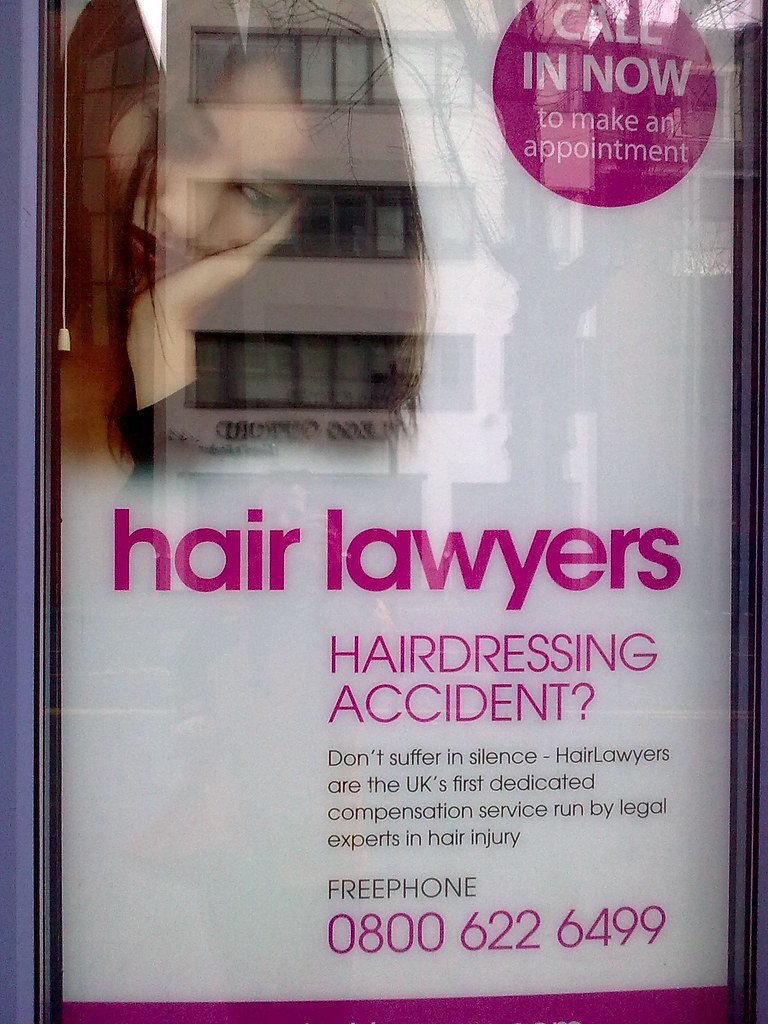 Hairdressing Accident?