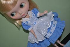RESERVADO - Vestido Lolita ALICE