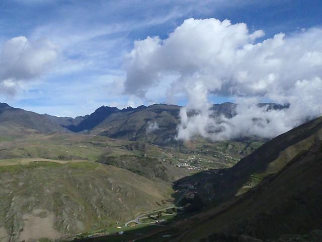 De Merida a Trujillo, pasando por el pico del aguila