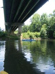 Alan under the Bridge
