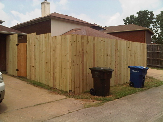 Monster Fence Project
