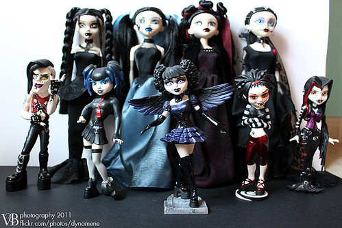 Begoths action figures