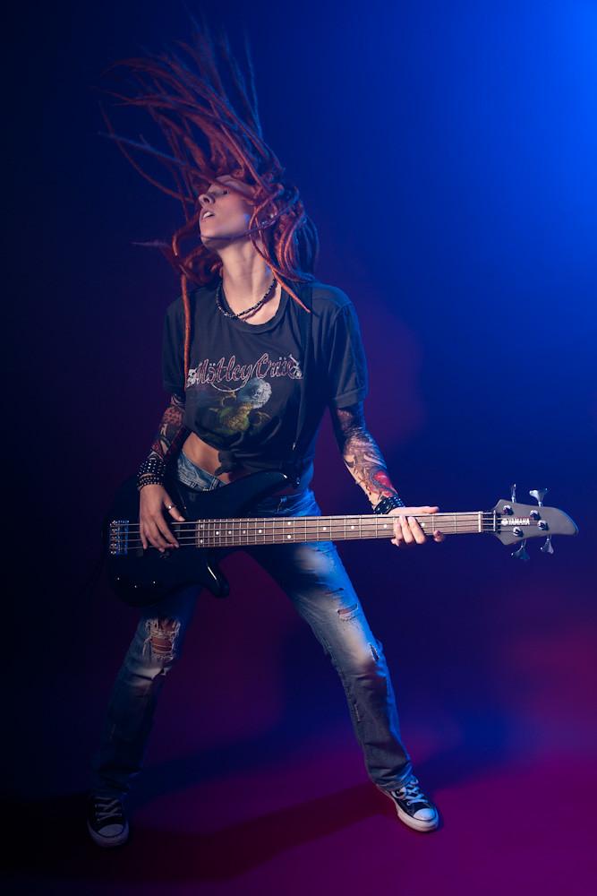 Rocker Girl part 1