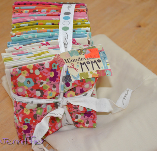 Wonderland by Momo Fat Quarter Pack