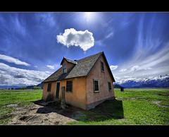 Simple Life (Wil_Bloodworth) Tags: bravo wyoming grandtetons jacksonhole grandtetonnationalpark antelopeflats