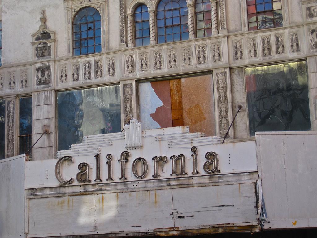 California Theatre, San Diego, CA