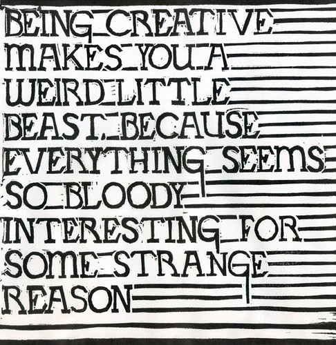 kreatywny, kreatywnie