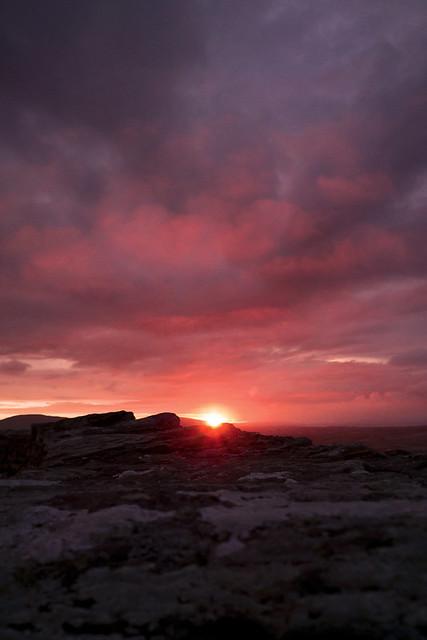 Solstice Sunrise II