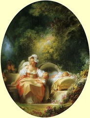 'The Good Mother' Jean-Honor Fragonard, 1773 (pheli) Tags: art painting 18thcentury 1700s thegoodmother jeanhonorfragonard rococo1773