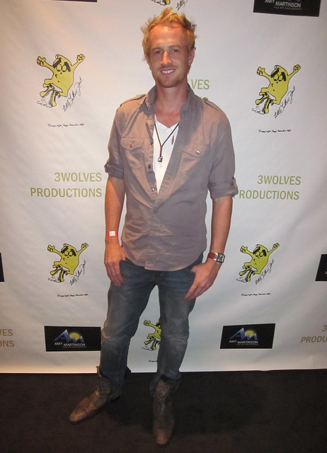 Darren Darnborough, Post Emmy Awards Style Lounge, SLS Hotel, Beverly Hills, Red Carpet Events LA