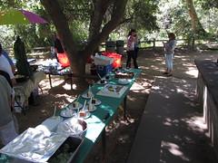 IMG_1088 (ceztom) Tags: park party june cake t table grove decoration 25 seashell appetizer spencer retirement tuckers sander tritip 2011 dressler apcd