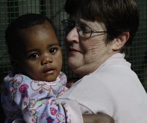 Thanda & Granny