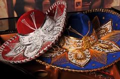Sombreros (Serge Freeman) Tags: stilllife colors composition hats sombrero