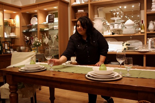 Decorating Class at Pottery Barn - Life at Cloverhill