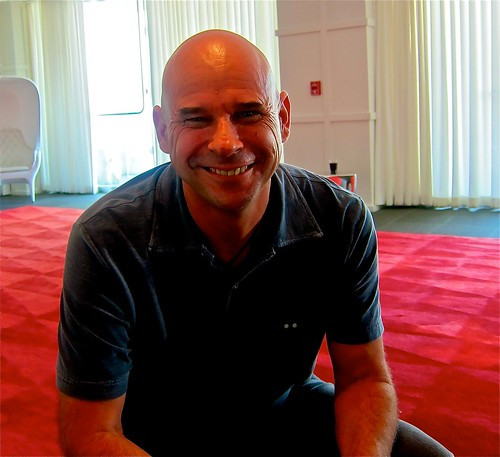 Guy Laliberte, founder of Cirque and space traveler