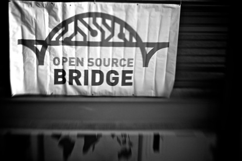 Open Source Bridge - June 21–24, 2011 - Portland, OR