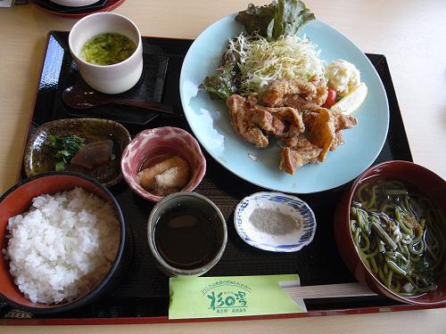 レストラン山吹(ホテル杉の湯)@川上村-08