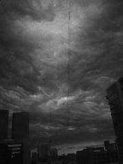 A short Cloudaholic Film (swanksalot) Tags: cloud chicago movie video iphone swanksalot sethanderson adagioingminorforstringsandorgan