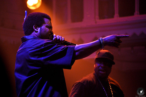 Ice Cube & WC by mash-photography