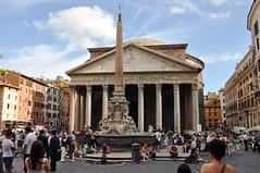 Pantheon (caribb) Tags: city urban italy rome roma italia pantheon obelisk centrum italie stad stedelijke obelisksofrome