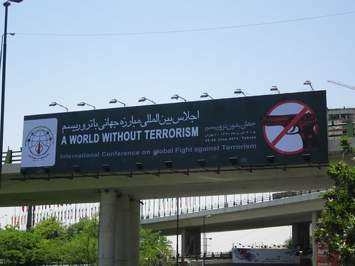 Terrorism conference, Tehran