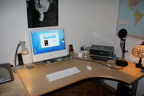 Computersetup Jänner 2007