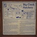 Big Creek Hatchery information kiosk