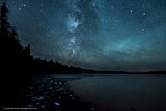 _DSC1622 (abosya) Tags: milkyway canada ontario bruce peninsula astrophotography nikon d750 night sky stars landscape lake cypruslake astrotrac outdoor