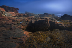 Thunder Hole (Acadia National Park, Maine) (*Ken Lane*) Tags: geo:lat=4432070298 geo:lon=6818849355 geotagged ottercreek unitedstates usa 28300 acadia acadianationalpark acadianationalparkthunderhole atomosphere attraction awesome barharbor barharbormaine beautiful cool eastcoast environment hancockcounty hancockcountymaine lookout maine mdi mountdesert mountdesertisland nationalpark nationalparkattraction nationalparkthunderhole nature nice nikkor28300 nikon nikon28300 northeastatlantic northeastunitedstates northeasternunitedstates observationpoint ocean outdoor overlook rock rockformation rockyshore scenicoverlook scenicview sea seaside serene shore sightseeing sky thunderhole thunderholeacadia touristattraction tourists travel travelphotography water watercavern