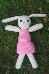 Toy Rabbit (SuzanneAlise) Tags: crochet handmade projects toy