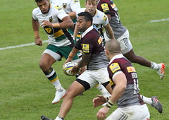 2016_10_08 Quins v Saints_32 (andys1616) Tags: harlequins quins northampton saints aviva premiership rugby rugbyunion stoop twickenham october 2016