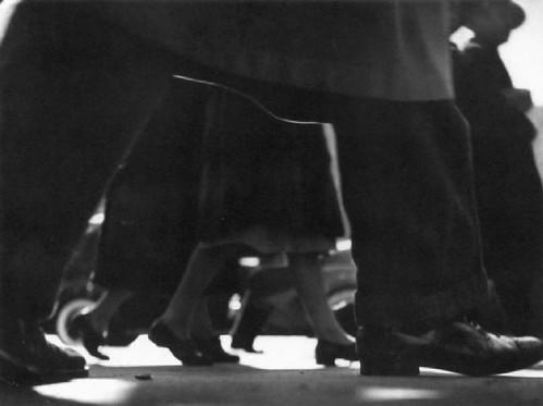 Lisette Model, 42nd Street - Modern Tempo, 1940-1941