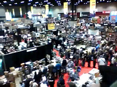 C2E2 Convention Floor