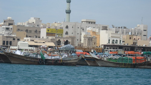 Dhows in Deira