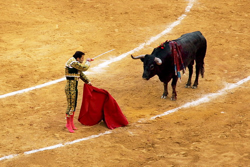 Las corridas de toros en España